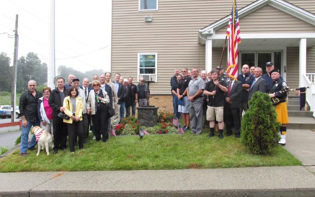 Yorktown Lodge Remembers 9/11